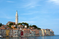 Cidade velha de Rovinj Imagens de Stock Royalty Free