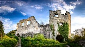 Cidade velha de Samobor Fotos de Stock