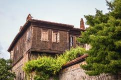 Cidade velha de Sozopol no verão Fotografia de Stock Royalty Free