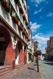 Cidade velha de Stadt do der de Estugarda - de Weil Imagens de Stock