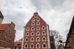 Cidade velha de Torun Imagem de Stock
