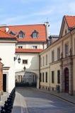 Cidade velha de Varsóvia. Imagem de Stock Royalty Free