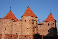 Cidade velha de Varsóvia Imagens de Stock Royalty Free