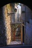 Cidade velha de Verona, Italy Imagem de Stock