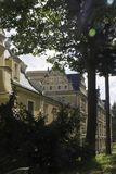 Cidade velha de Walbrzych Imagens de Stock