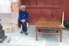 Cidade velha de Weishan na porcelana do sudoeste fotos de stock