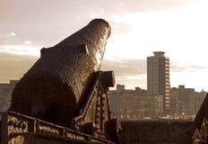 A cidade velha do habana, Cuba fotos de stock royalty free