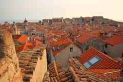 Cidade velha do ` s de Dubrovnik Imagens de Stock