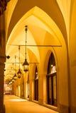 Cidade velha em Krakow imagem de stock