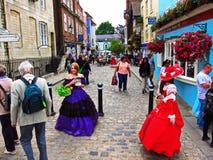 Cidade velha em Londres Imagem de Stock Royalty Free