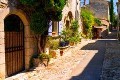 Cidade velha em provence foto de stock royalty free