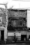 Cidade velha em tokyo Imagens de Stock Royalty Free