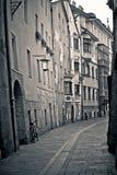 Cidade velha européia imagem de stock royalty free