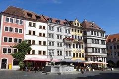 Cidade velha Goerlitz em Alemanha, Europa foto de stock
