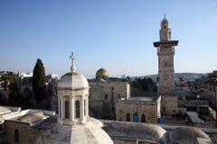 Cidade velha Jerusalem Fotografia de Stock