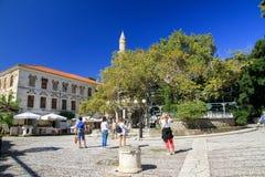 Cidade velha Kos Foto de Stock