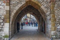A cidade velha Krakow, Polônia imagem de stock