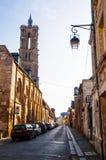 Cidade velha Laon Fotografia de Stock