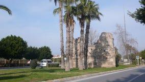 Cidade velha lateral Imagem de Stock