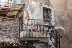 Cidade velha litoral imagens de stock royalty free