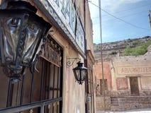 Cidade velha México Fotos de Stock