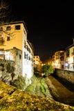 Cidade velha na calma Imagem de Stock