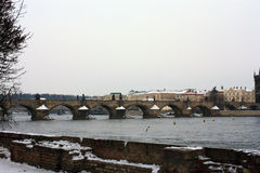 Cidade velha Praga Fotografia de Stock