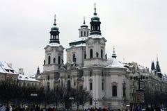 Cidade velha Praga Fotos de Stock Royalty Free