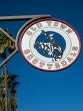 Cidade velha Scottsdale Imagens de Stock Royalty Free