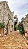 Cidade velha Yafo Foto de Stock Royalty Free