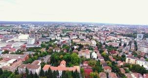 Cidade vista de acima filme