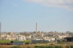 Cidades árabes em Israel Fotografia de Stock