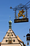 Cidades de Alemanha Foto de Stock Royalty Free