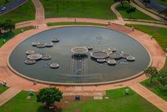 Cidades de Brasil - Brasília DF Fotos de Stock