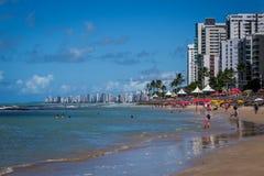 Cidades de Brasil - Recife Imagem de Stock