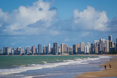 Cidades de Brasil - Recife Fotografia de Stock
