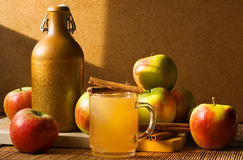 Cider Stock Images
