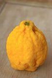 Cidra (medica de la fruta cítrica) Fotografía de archivo libre de regalías