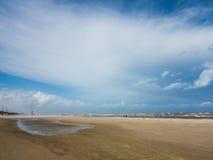 Cidreira plaża Zdjęcia Stock