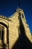 cień wieżyczka Zdjęcia Stock