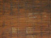 Ciechi del bambù Fotografia Stock Libera da Diritti