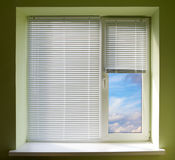 Ciechi di finestra Fotografia Stock Libera da Diritti