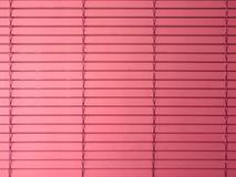 Ciechi di finestra rosa immagine stock