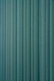 Ciechi di finestra verticali verdi del tessuto Fotografia Stock