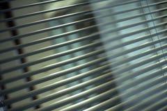Ciechi dell'ufficio Fotografia Stock
