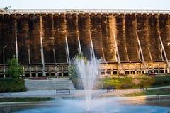 Ciechocinek - башни градации рассола Стоковые Фото