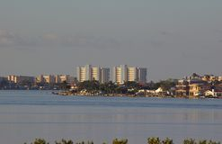 ciega boca залива Стоковые Изображения RF