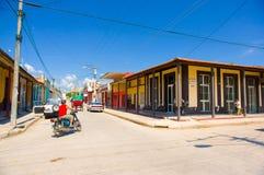 CIEGO DE AVILA, CUBA - 5 SEPTEMBRE 2015 : Du centre images stock