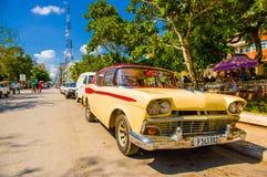 CIEGO DE AVILA, CUBA - 5 SEPTEMBRE 2015 : Du centre image stock