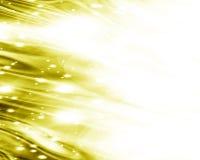Ciekły złoto Obrazy Royalty Free